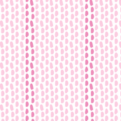 DOTS AND STRIPES pink