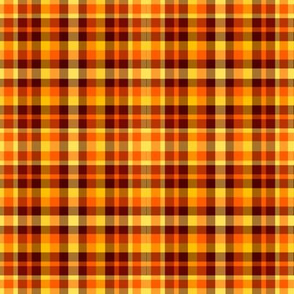 LS - Liquid Sun Tartan Plaid - small