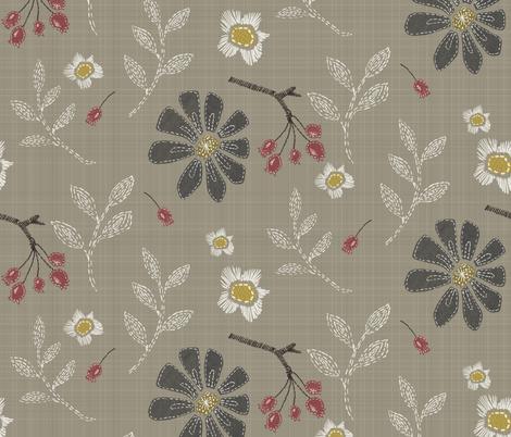Modern Farmhouse Needlework fabric by jennifergeldard on Spoonflower - custom fabric