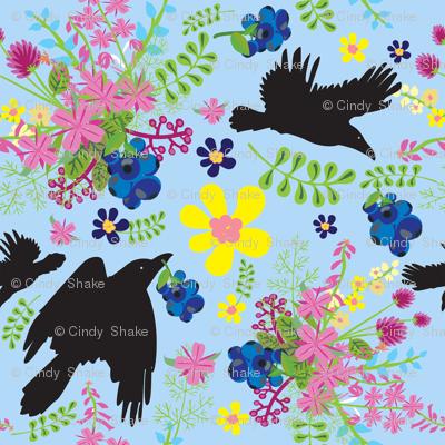 2018 Wildflower Ravens 6x6