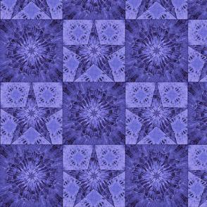 Violet Fireworks