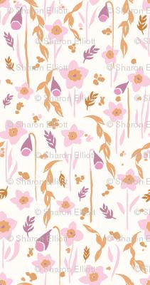 Lavender Daffodils