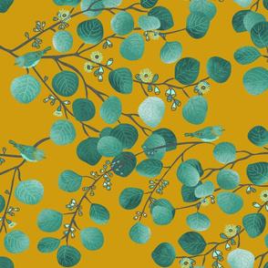 Eucalyptus Mustard