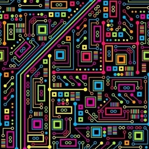Short Circuits (Rainbow)