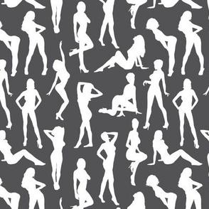 Femmes - Gris Charbon // Small