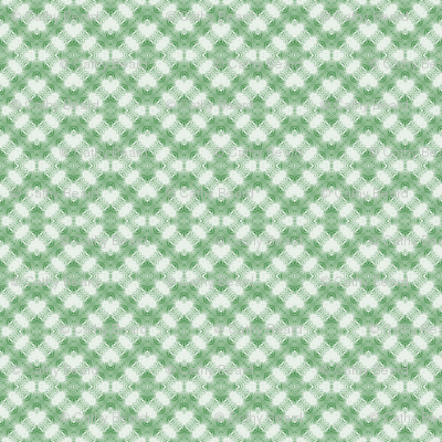Soft Green Diamonds
