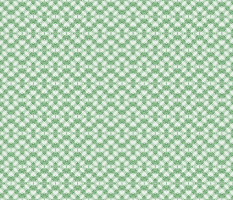 Soft Green Diamonds fabric by just_meewowy_design on Spoonflower - custom fabric