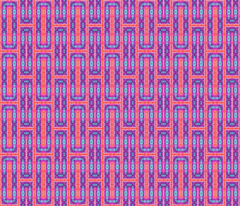 Funky Squares fabric by just_meewowy_design on Spoonflower - custom fabric