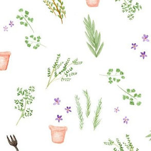 Herb Garden Simple
