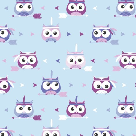 New_owl_pattern_blue_tribal_shop_preview
