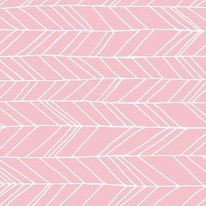 Featherland (Pink Ground) rotated