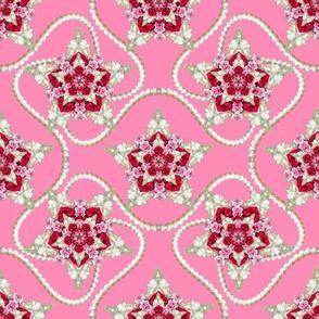 Sweet William Star pearl pink