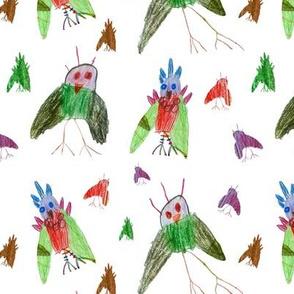 Winona's Birds