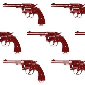 "4"" Red Colt Revolvers"