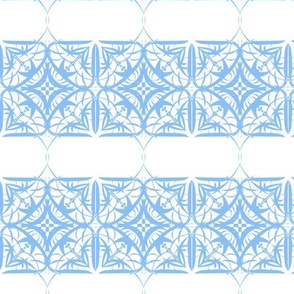 The Sleeping Knight Lace Border