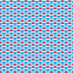 aloha red white and blue pop washi
