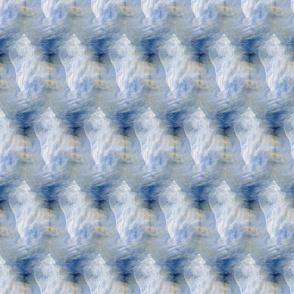 Beach Shell, Blue Water