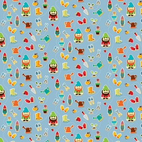 garden-gnome-pattern
