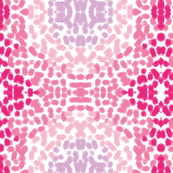 Pink abstract pattern