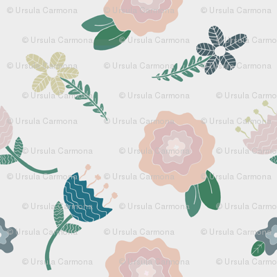 Whimsy Girl Floral