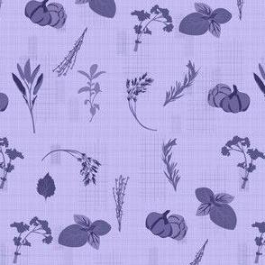 herb-dish-cloth-purple