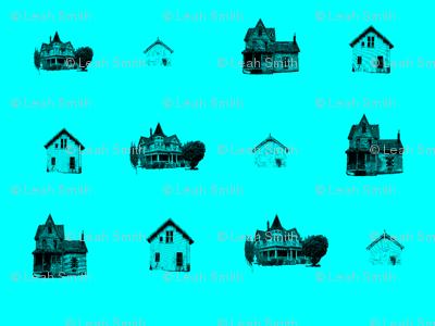 Farmhouse Blue