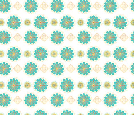 Mandala Magic fabric by esther_loopstra_illustration on Spoonflower - custom fabric