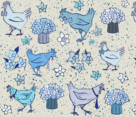 Untitled_Artwork 2 fabric by jacquelynbizzottodesign on Spoonflower - custom fabric