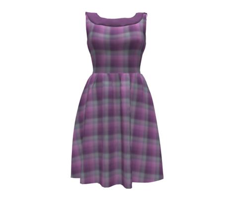 F-Purple Plaid