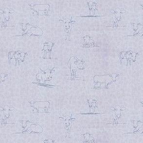 Modern Farmhouse Cows