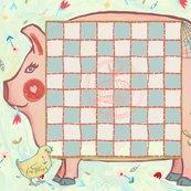 Rrrrchecker_board_-_pig_copy_with_chick_shop_thumb