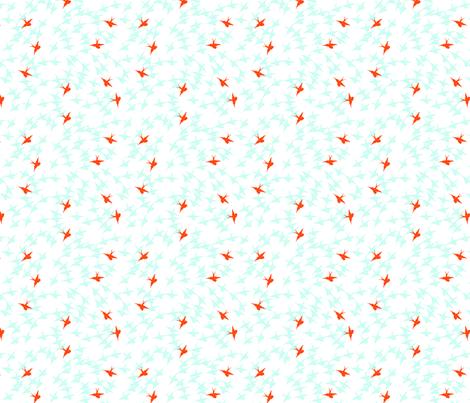 Wild & Free  fabric by abigaileugene on Spoonflower - custom fabric