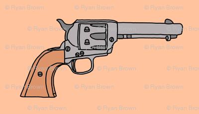 Revolvers on Light Apricot // Small