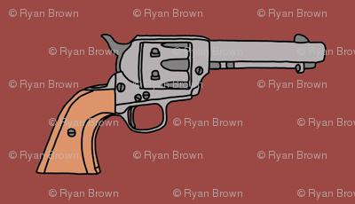 Revolvers on Rust // Small