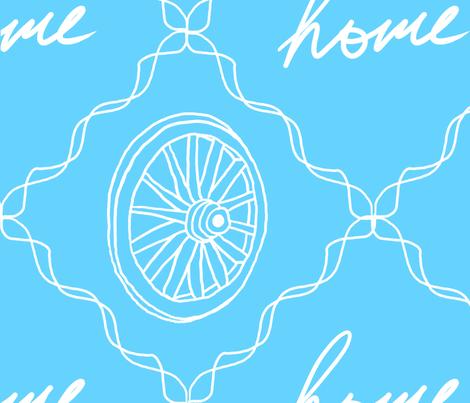 Farmhouse 2 fabric by hsulamander on Spoonflower - custom fabric