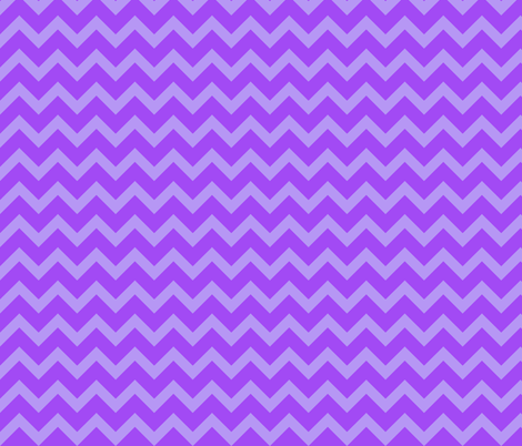Chevron Purple fabric by karwilbedesigns on Spoonflower - custom fabric