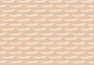 Featherlike (Peach)