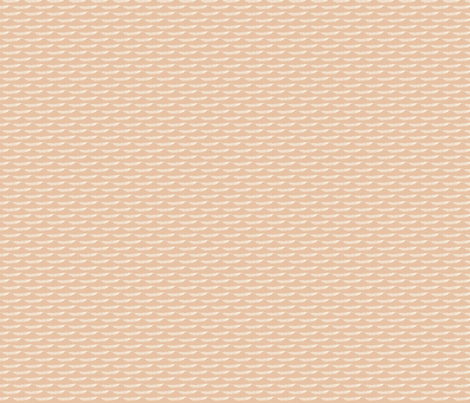Featherlike (Peach) fabric by katelancaster on Spoonflower - custom fabric