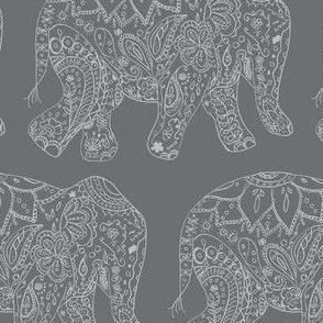 henna_elephant-greys
