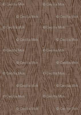 Woodgrain {Driftwood}