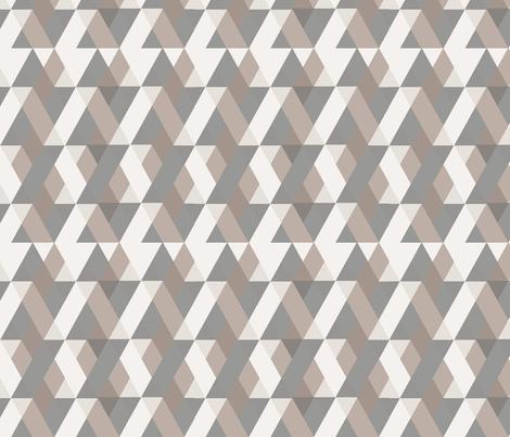Mountains fabric by douglakk on Spoonflower - custom fabric