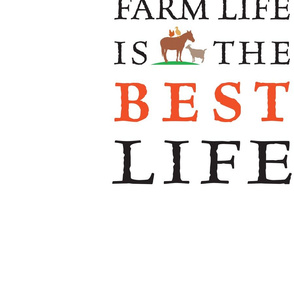 Farm Life Pillow