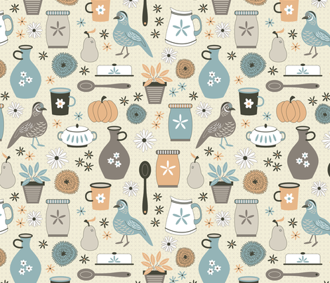 Modern Farmhouse fabric by brendazapotosky on Spoonflower - custom fabric
