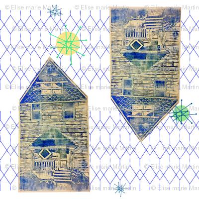 MOD Farmhouse Blockprint