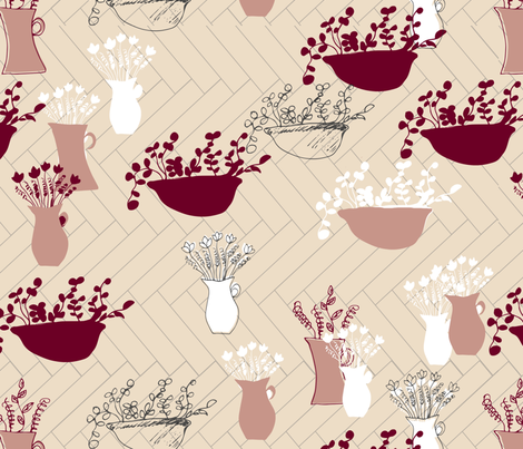 ModernFarmhouse fabric by maredesigns on Spoonflower - custom fabric