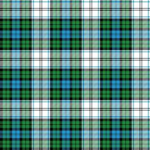 """Campbell 42nd regimental dress tartan, 6"""""""