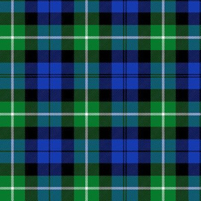 "Campbell of Argyll tartan variant #4, 6"""