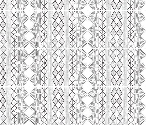 individual income tax return fabric by mambah on Spoonflower - custom fabric