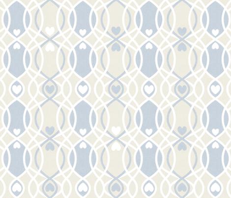 country hearts diamonds texture fabric by ilariamarila on Spoonflower - custom fabric