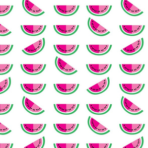 aloha watermelon slice pink split